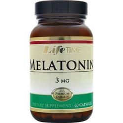 Lifetime Melatonin (3mg) 60 caps