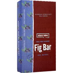 NATURE'S BAKERY Fig Bar Whole Wheat Blueberry 12 bars