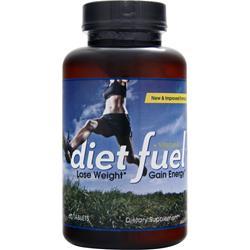 TwinLab Diet Fuel - Chitosan Formula plus Vitamin D 60 tabs