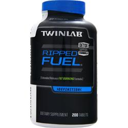 TWINLAB Ripped Fuel 200 tabs