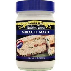 WALDEN FARMS Mayonaise Dressing 12 fl.oz