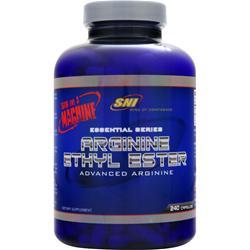 SNI Arginine Ethyl Ester 240 caps