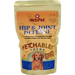 ACTIPET Hip & Joint Defense Fetchable Chews 8 oz