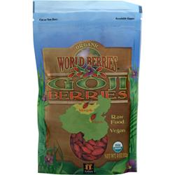 FUNFRESH FOODS Organic World Berries - Goji Berries 4 oz
