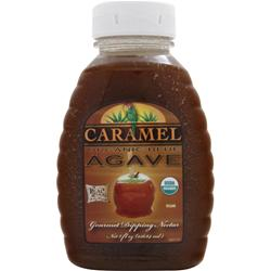FUNFRESH FOODS The Real Food Trading Company - Organic Blue Agave Caramel 8 fl.oz