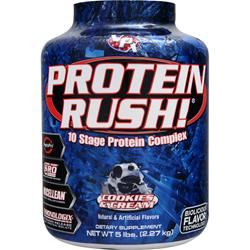 VPX SPORTS Protein Rush Cookies & Cream 5 lbs