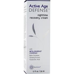 Earth Science Active Age Defense Nighttime Recovery Cream 1.7 fl.oz