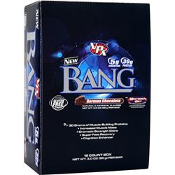 VPX Sports Bang Bar German Chocolate 12 bars