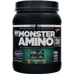 CYTOSPORT Monster Amino Sour Grape 13.2 oz