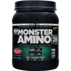 CYTOSPORT Monster Amino Fruit Punch 13.2 oz