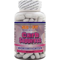 Sci-Fit Carb Suppress 120 caps