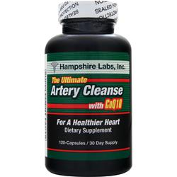 Hampshire Labs The Ultimate Artery Cleanse 120 caps