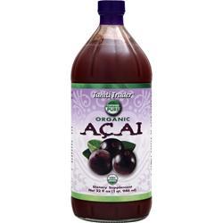 TAHITI TRADER Acai - Organic 32 fl.oz