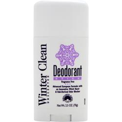 NATURE'S GATE Deodorant Stick Winter Clean 2.5 oz