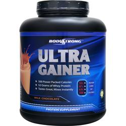 BODYSTRONG Ultra Gainer Milk Chocolate 12 lbs