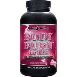 BODYSTRONG Body Burn for Her - The Ultimate Fat Burner 240 caps