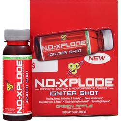 BSN NO-Xplode Igniter Shot Blue Raz 12 bttls