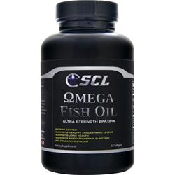 Starchem Labs Omega Fish Oil 60 sgels