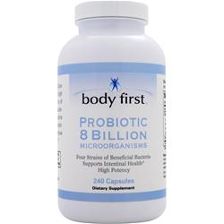 Body First Probiotic 8 Billion 240 caps