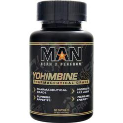 MAN SPORTS Yohimbine HCl 60 caps