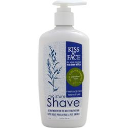 KISS MY FACE Moisture Shave Fragrance Free 11 fl.oz