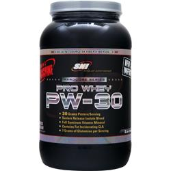 SNI Pro Whey PW-30 Hardcore Series Cookies and Cream 2 lbs