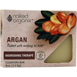 NAKED ORGANIX Cleansing Bar Nourishing Therape 4 oz