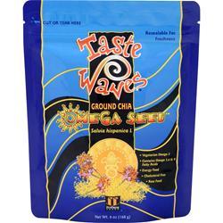 Funfresh Foods Taste Waves - Ground Chia Omega Seed 6 oz