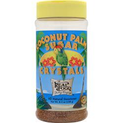 Funfresh Foods The Real Food Trading Company - Coconut Palm Sugar 8.4 oz