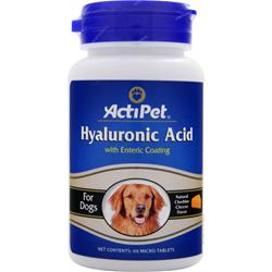 ACTIPET Hyaluronic Acid 60 tabs
