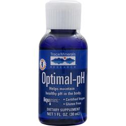 TRACE MINERALS RESEARCH Optimal-pH 1 fl.oz