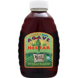Funfresh Foods The Real Food Trading Company - Organic Blue Agave  BEST BY 7/19 16 fl.oz