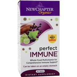 NEW CHAPTER Organics - Perfect Immune 96 tabs