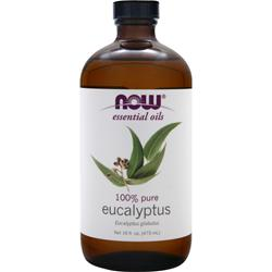 NOW Eucalyptus Oil 16 fl.oz