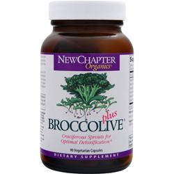 New Chapter Broccolive Plus 90 vcaps