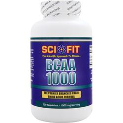 Sci-Fit BCAA 1000 200 caps