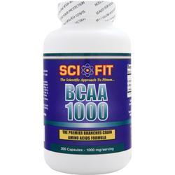 Sci-Fit BCAA 1000 200 caps