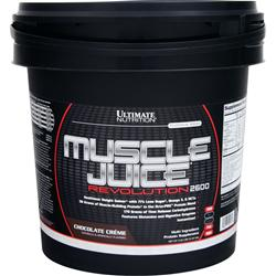 Ultimate Nutrition Muscle Juice Revolution 2600 Chocolate Creme 11.1 lbs