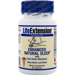 LIFE EXTENSION Enhanced Natural Sleep (with  Dual-Action Melatonin) 30 caps