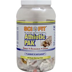 SCI-FIT Athletic Pak 60 pckts