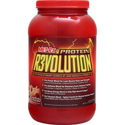 MET-RX R3volution Protein Chocolate 2.5 lbs