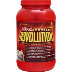 Met-Rx R3volution Protein Vanilla 2.5 lbs
