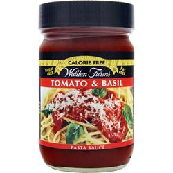 WALDEN FARMS Tomato & Basil Pasta Sauce 12 oz