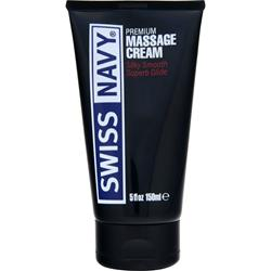 MD SCIENCE LABS Swiss Navy - Premium Massage Cream 5 fl.oz