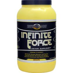 INFINITE LABS Infinite Force Blue Raspberry 2 lbs