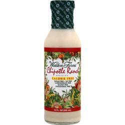 WALDEN FARMS Salad Dressing Chipotle Ranch 12 fl.oz