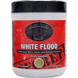 Controlled Labs White Flood Powder Bubble Gum .9 lbs