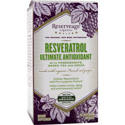 Reserveage Organics Ultimate Antioxidant 60 vcaps