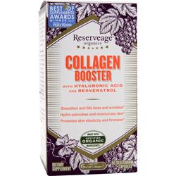 RESERVEAGE ORGANICS Collagen Booster 60 vcaps