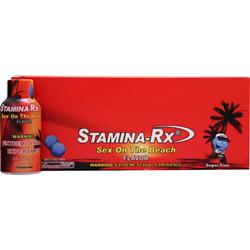 Hi-Tech Pharmaceuticals Stamina-Rx Shots Sex On The Beach 12 unit